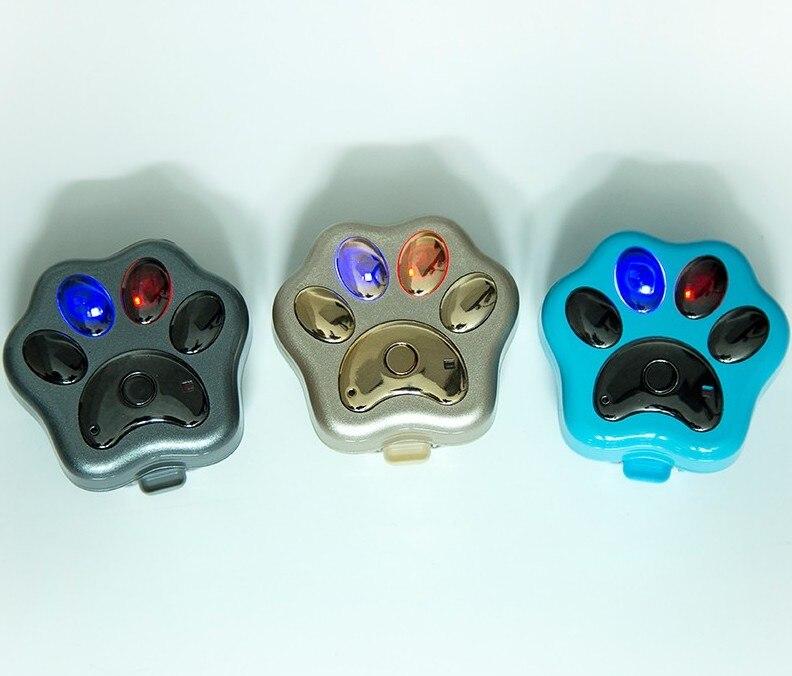 wifi mini ketting gps locator rf v30 voor kids honden katten smart rolling led verlichting v30 gps tracker voor huisdieren met doos in wifi mini ketting
