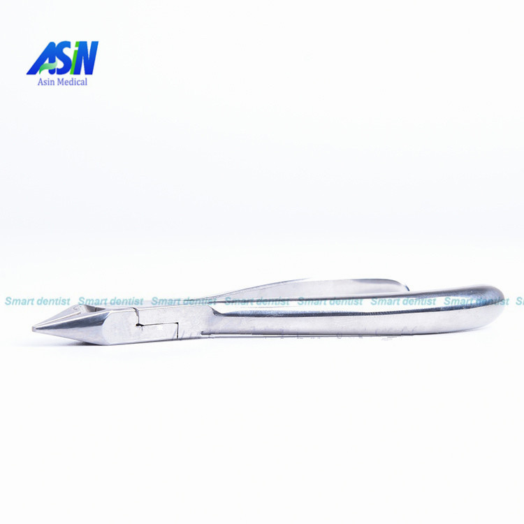 Good Quality Dental orthodontic wire filament bending clamp pliers correction tape cutting inlaid tungsten steel