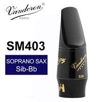 Vandoren SM403 S35 V5 Series Soprano Sax Mouthpiece / Soprano Sib Bb Saxphone Mouthpiece