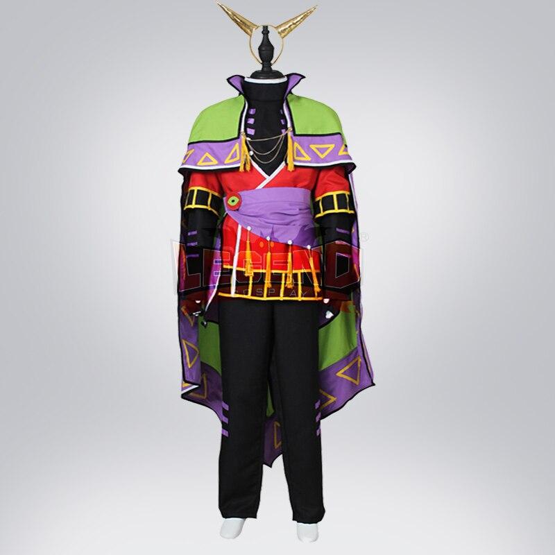 Legend of Zelda Majora's Mask Cosplay adult costume Custom Made full set