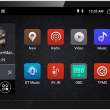 10.2 inch 4G SIM LTE Android 9.0 4 Core 2GB RAM+16GB ROM Universal 2 din 2din Car DVD Player GPS PC