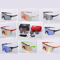 Hot 2017 Polarized Cycling Sun Glasses Outdoor Sports Bicycle Clismo Road Bike MTB Sunglasses TR90 Goggles
