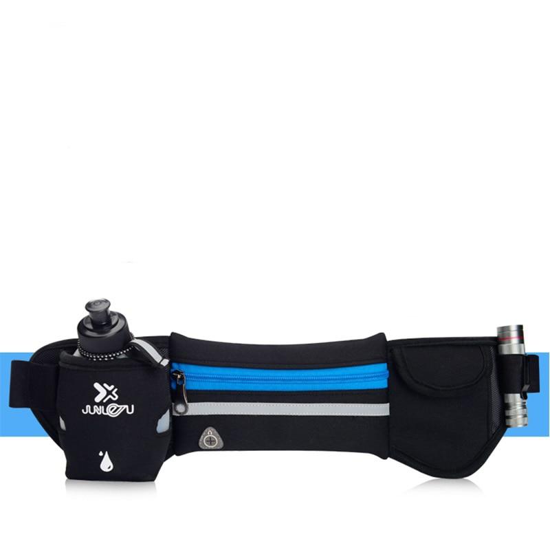 HH New Unisex Väska Kvinnor & Mäns Zipper Waist Packs Wearproof - Bälten väskor - Foto 4