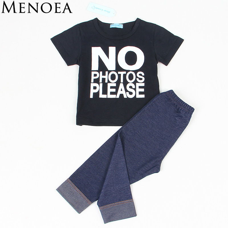 2017 New Fashion Style Baby Girls Boys Clothes Kids Baby