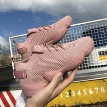 2019sandalias mujer sneakers Rubber Light Hard-Wearing Breathable Sweat-Absorbant