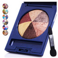 6 Color Professional Matte Eyeshadow Makeup Eye Shadow Palette Cosmetic Shimmer Set 0326