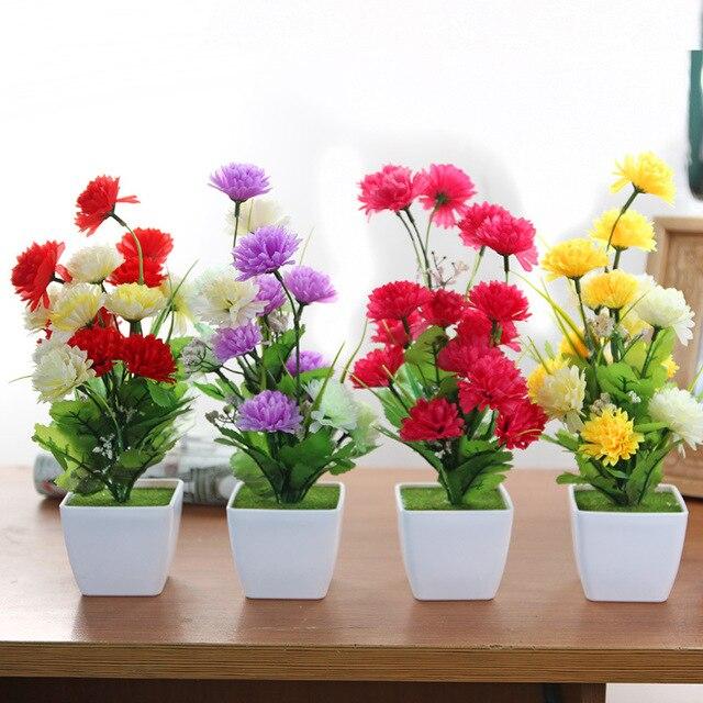 Купить цветы комнатные искусственные