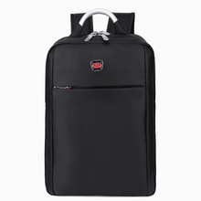Men Lapacker Water Resistant Lightweight Thin Laptop Backpacks 14inch Bussiness Tablet Computer Backpacks Black for Women
