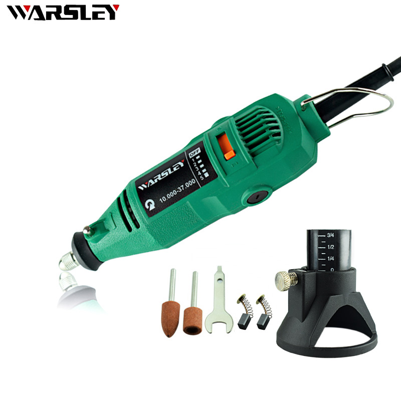 Electric Drill Dremel 180W Engraving Pen Grinder DIY Mini-mill Eelectrical Tools Rotary Mini-mill Grinding Machine