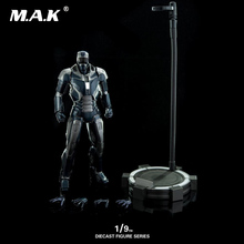 For Fans Gift DFS005 1/9 MK40 Diecast Action Figure Iron Man 3 MarkXL Shotgun Collectible Figure 1 9 diecast figure series dfs023 iron man mark1 collectible dolls figures collections