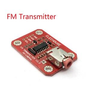 Image 2 - Nadajnik radiowy fm moduł stacja radiowa nadajnika dla modułu