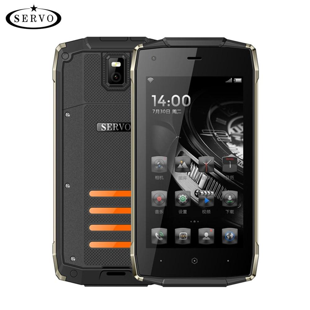 Original Telefon SERVO H6 4,5