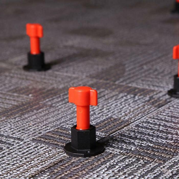 75 шт. многоразовые анти-липкие плитки выравнивания системы локатор инструмент керамический пол стены HYD88
