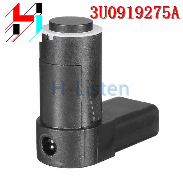 (4pcs) Reversing Sensor 3U0919275A PDC Parking Sensor Radar Detector For Skoda Superb 3U4
