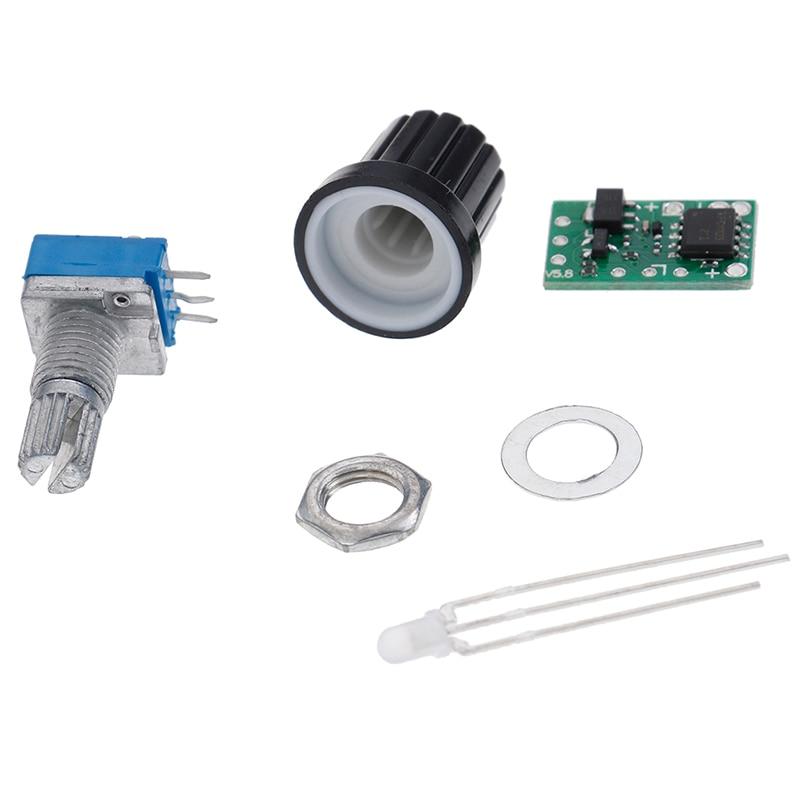 Mini Quality DC 12-24V Temperature Controller Board For Soldering Iron Station T12 Core