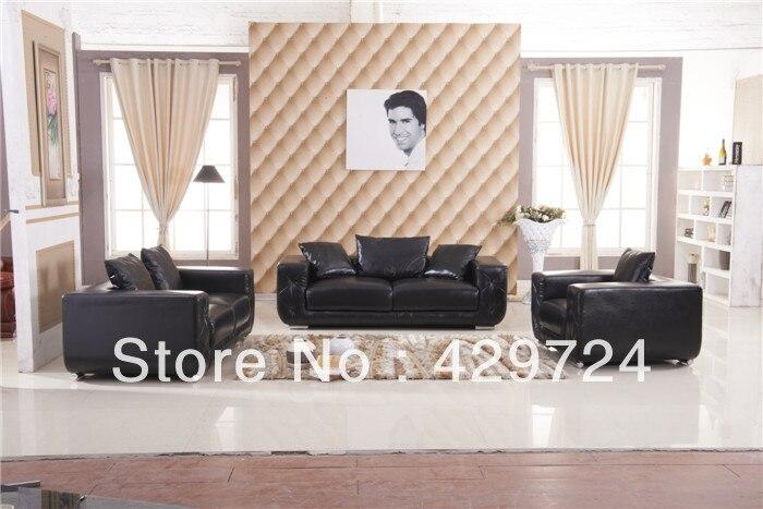 Online Get Cheap Genuine Leather Sofa Set -Aliexpress.com ...