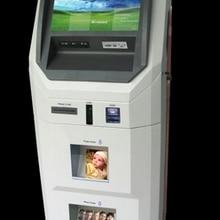Самообслуживание Банкомат платежный киоск, wifi платежный терминал, lcd сенсорный терминал