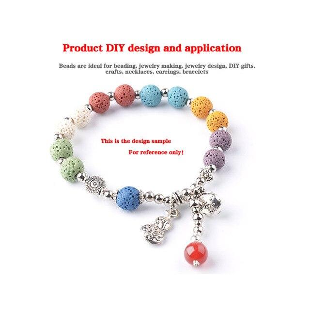 Lava Stone Beads 4