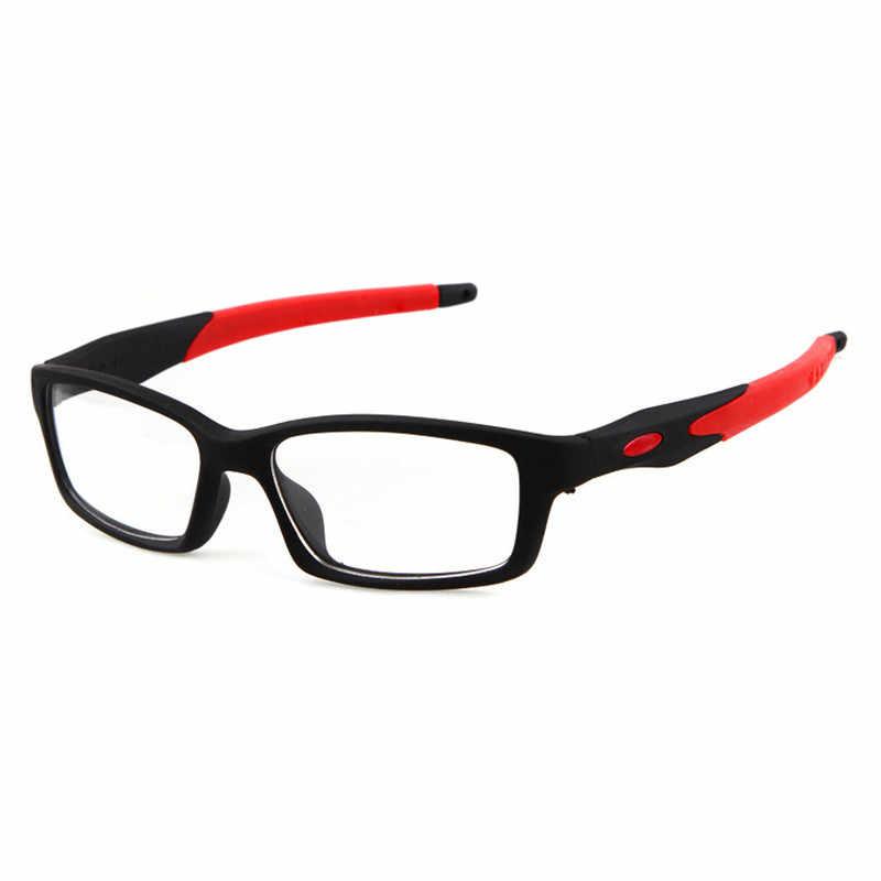 a877bca7c7 Cubojue Sports Glasses Frame Men Women Eyeglasses Man Degree Optical  Prescription Spectacles Clear Lens Anti Slip