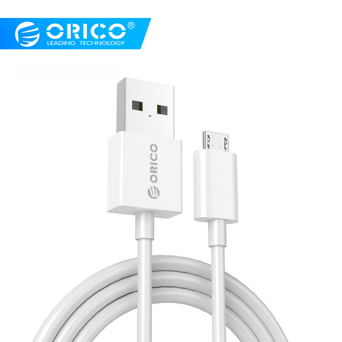ORICO Micro USB2.0 Charging Data Cable for Samsung Galaxy Xiaomi HuaWei HTC LG and More