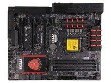 MSI Z97 GAMING 9 AC original motherboard  Z97 LGA 1150 DDR3 Socket LGA 1150 i3 i5 i7 DDR3 16G SATA3 USB3.0  free shipping
