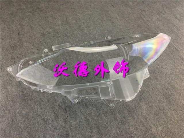 For Mazda 3 Axela headlight cover headlight shell imported transparent shade mask lampshade 2pcs