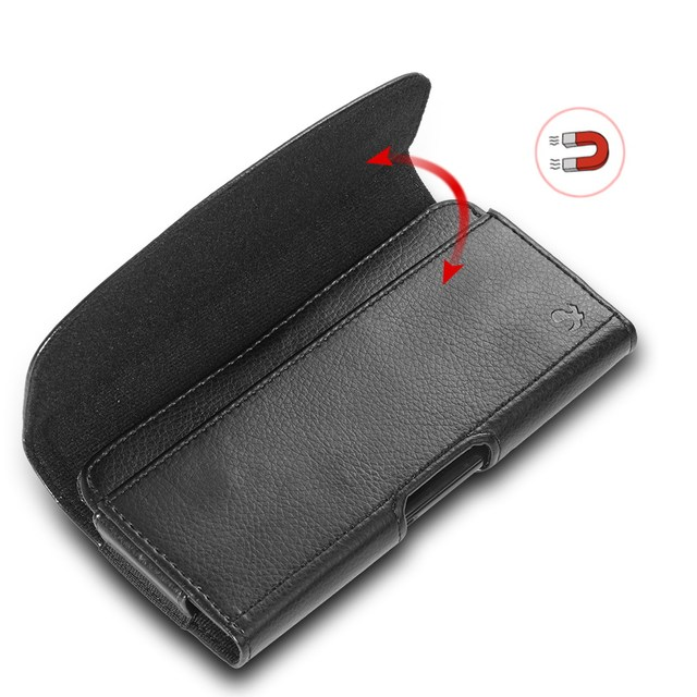 Leather Phone Case Flip Magnetic Wallet