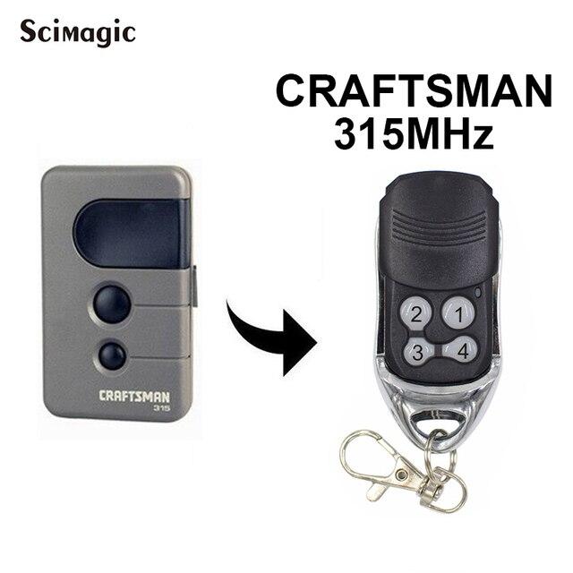 2020 New Sears Craftsman 315 139.53753 Garage Door Opener Remote Control 315 MHz