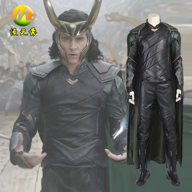 Aliexpress.com : Buy 2017 Movie Thor Ragnarok Cosplay ...