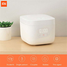 Original Xiaomi Mijia Electric Rice Cooker 1.6L Kitchen Mini Cooker Small Rice Cook Machine Intelligent Appointment LED Display