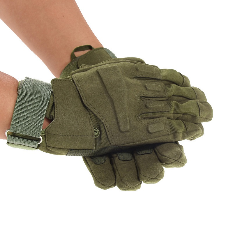Cycling font b Gloves b font Army Combat Training Tactical font b Gloves b font Men