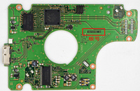 Hard Drive Parts PCB Printed Circuit Board 100725482 M8U REV07 R00 For 2 5 SATA Hdd