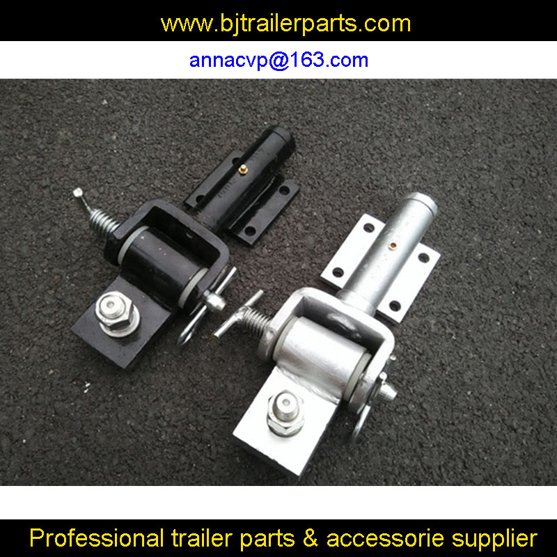 360 Off road coupling weldable Painted zinc plated Trailer Parts Trailer Hitch 2000kgs