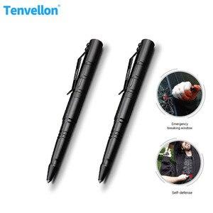 Tenvellon Tactical Pen Steel S