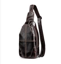 Мужские сумки досуга кожаная сумка восстановление древних путей сумки посыльного коровьей сумки bolsas