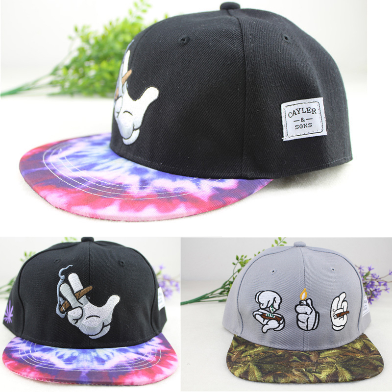 Burst models in Europe and America cayler-sons hat hiphop hip-hop hat   cap     baseball     cap   hat bboy men and women