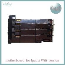 Raofeng Высокое качество wifi версия для ipad 2 материнская плата разблокированная 64 Гб материнская плата запасные части с чипами логическая плата