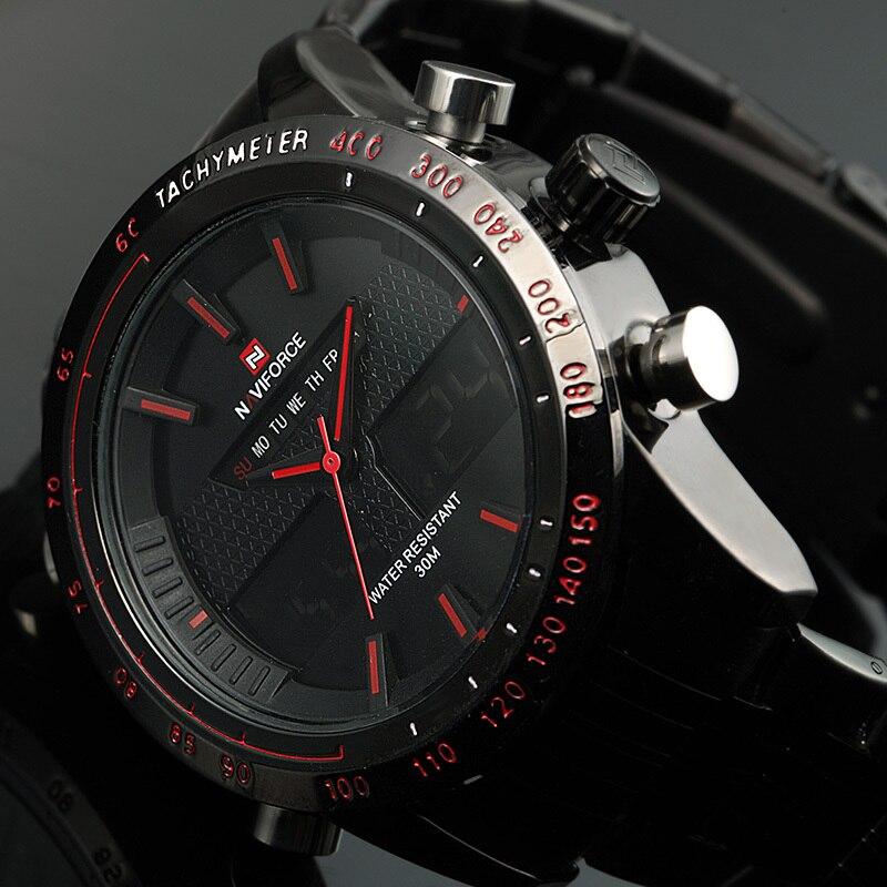 online buy whole wrist watch men from wrist watch men mens watches top brand luxury quartz wrist watches men full steel wristwatches relogio masculino montre homme