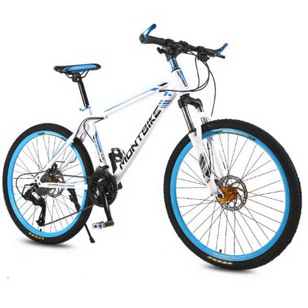 171002/Mountain bike 21/27 speed adult 26 inch male and female student cross country speed change bike/Positioning flywheel стоимость