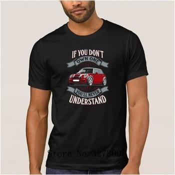 Brand La Maxpa Fashion T Shirt Mens Mini Cooper Owner Regular T-Shirt For Men Spring Autumn Big Sizes Gents Tee Shirts