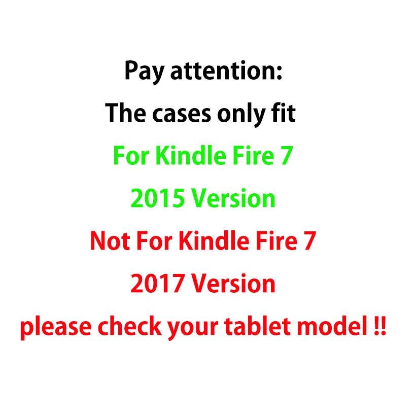 Kindle Fire 7 Case 2015 Lapsed Ohutu armor Shockproof raskeveokite - Tahvelarvutite tarvikud - Foto 2