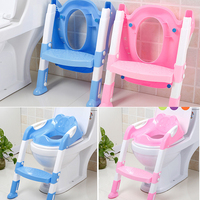 Multifunctional Potty Baby Toilet Ring Kid Travel Potty Training Seat Portable Urinal Comfortable Assistant Toilet