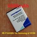 HSABAT 5000mAh EB-F1A2GBU Battery for SAMSUNG Galaxy S2 i9100 9100 i9100g i9103 i9105 i9108 i9050 i9188