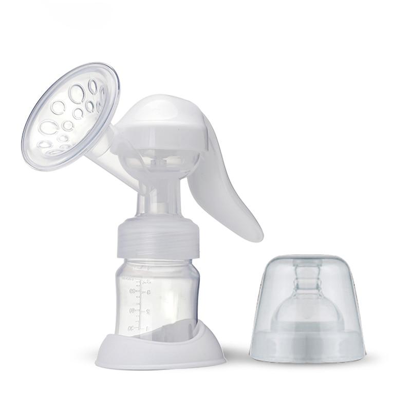Adjustable Sucking Manual Large Suction Breast Massage Milk Sucker Massager Puller Milker Pump Nursing Bottle