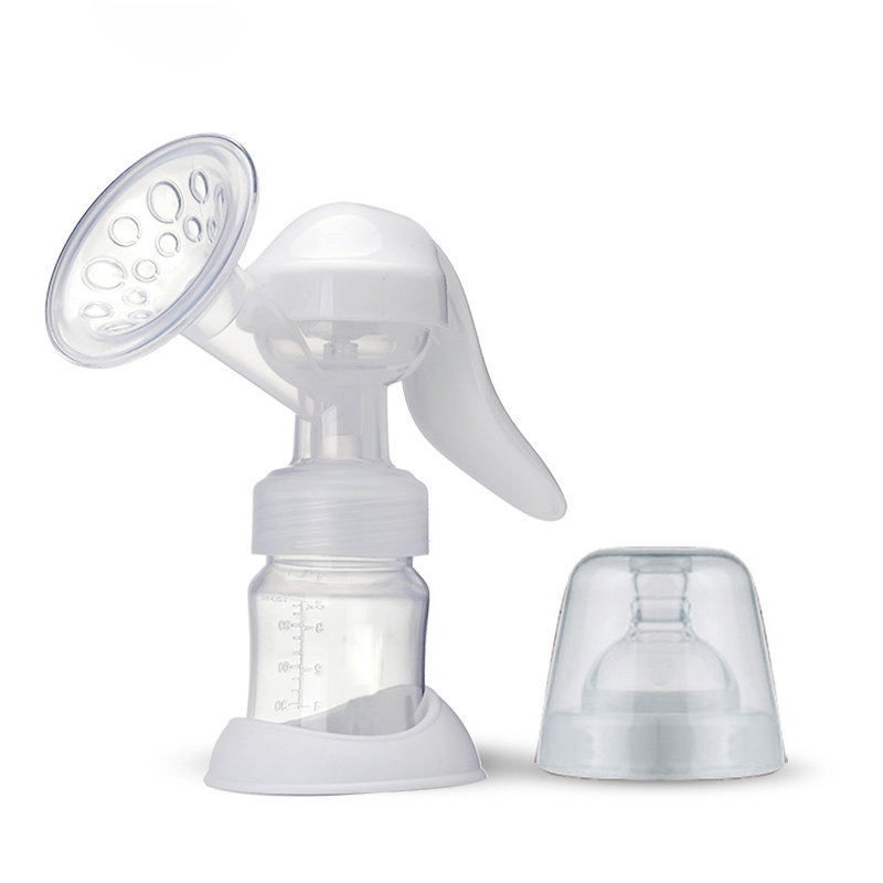 Adjustable sucking Manual large suction breast massage milk sucker massager puller milker breast pump nursing milk bottle manual large suction breast massage sucking milk sucker massager puller milker breast pump 150ml milk bottle