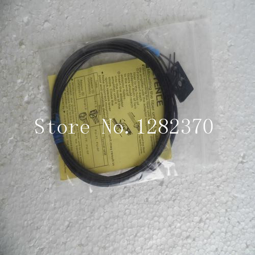 [SA] New original authentic special sales KEYENCE Sensor FU-38 spot dhl ems 2 lots new keyence fu 34 transmissive fiber optic sensor switch