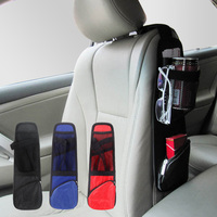 Car Styling Hanging Storage Bag Car Organizer Auto Vehicle Seat Side Bag Pocket Bags Sundries Holder CSL2017