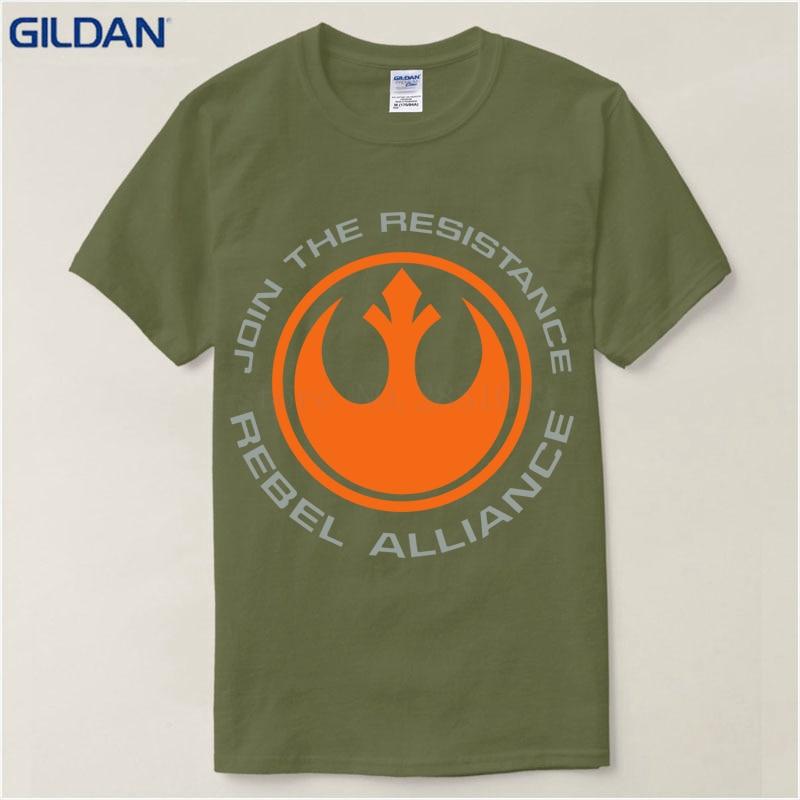 T Shirt 2017 Star Wars Rogue One New Logo Movie T Shirt Hip-Hop Casual Clothing