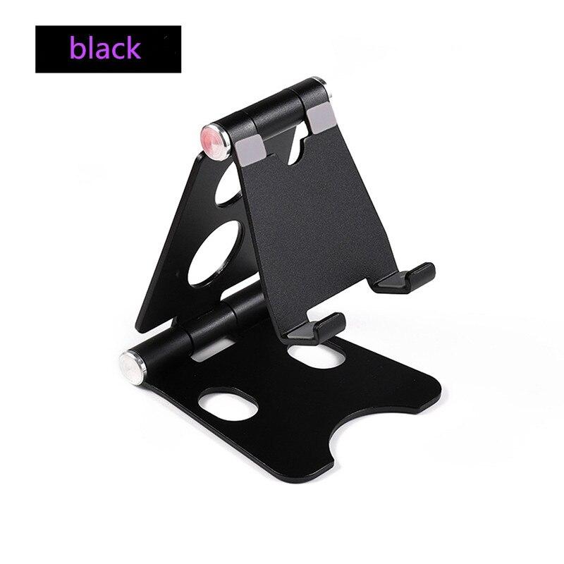 JXSFLYE Stand Holder Bracket Aluminum Alloy Desktop Universal For Mobile Phone