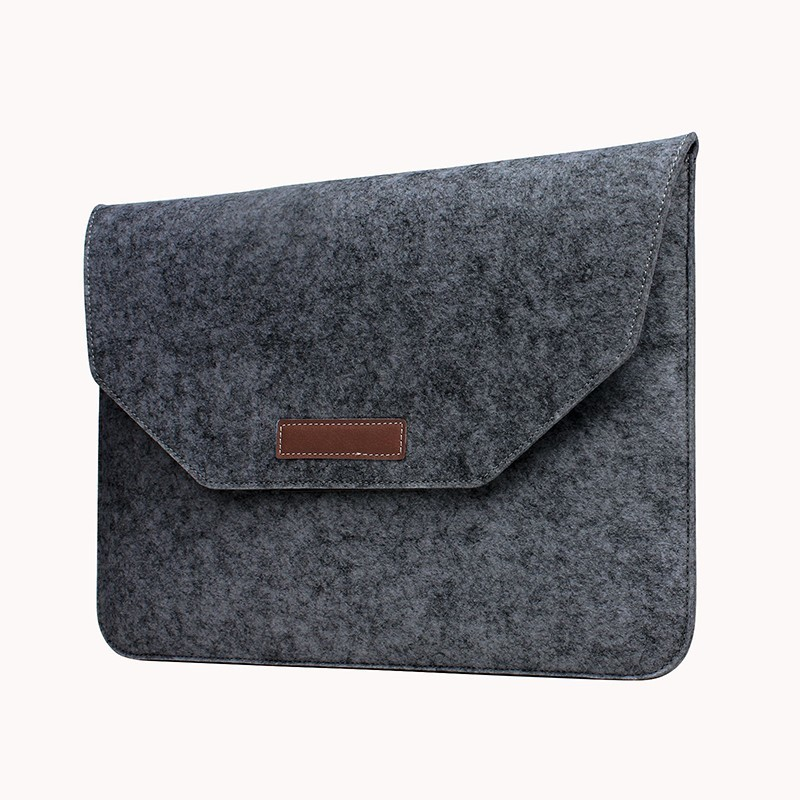 Image 3 - for MacBook Air 13.3 11.6 inch Liner Sleeve Ultra Ligth Cloth Bag Case for MacBook Pro 12 13 14 Retina 12 13 15.6 inch Sleeve-in Laptop Bags & Cases from Computer & Office
